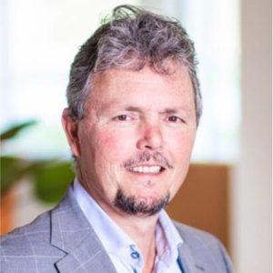 Portret Ronald van Zijp UWV